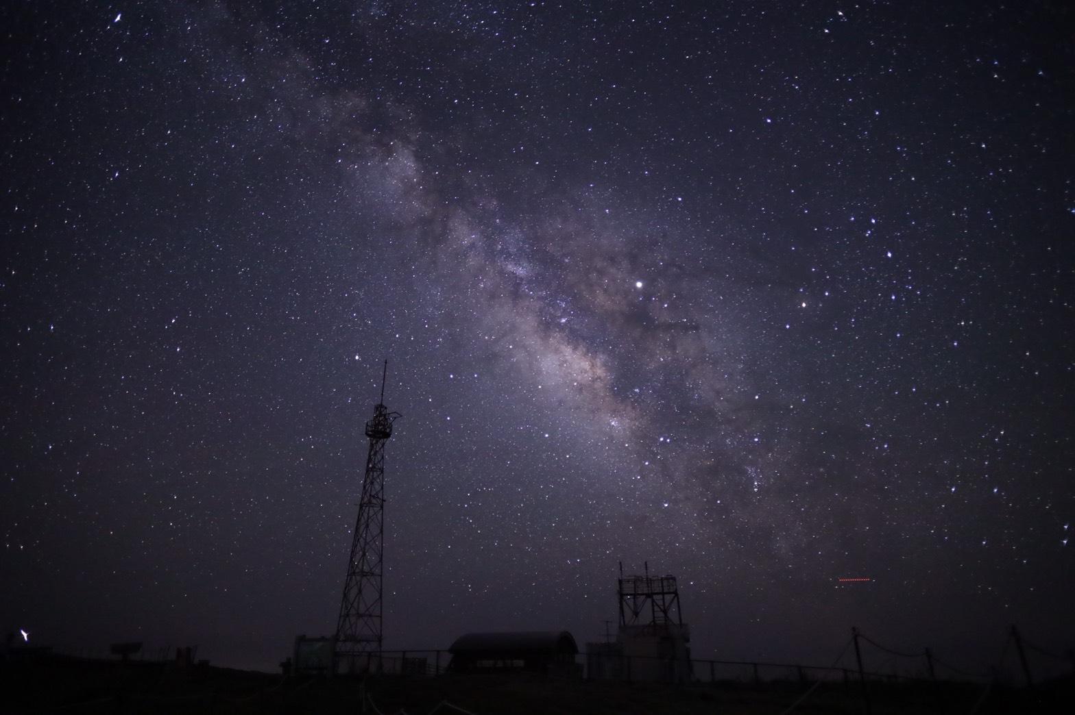 天体観測会(8月17日)のお知らせ